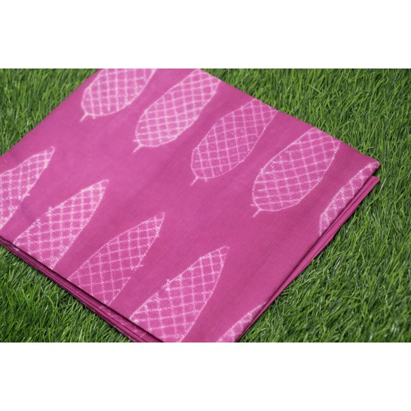 Cotton Top With Shibori Design FB KT018