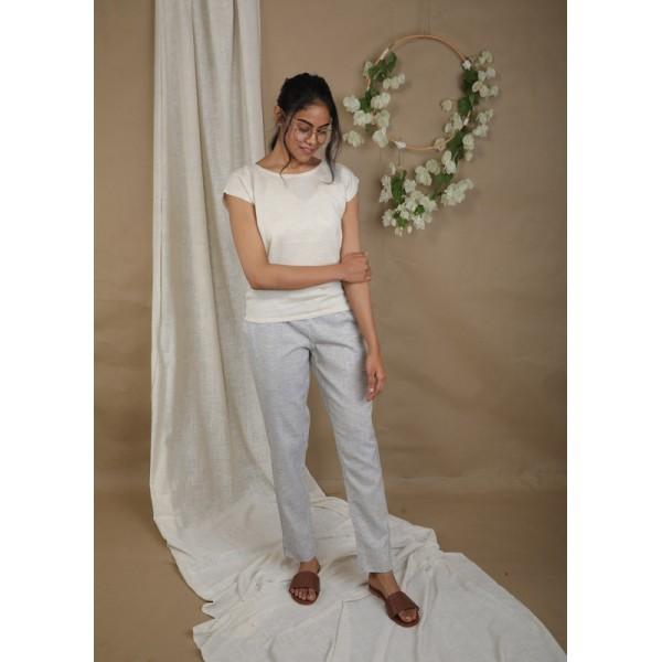 Fancy Slub Cotton Kurta Bottom – PT AA008