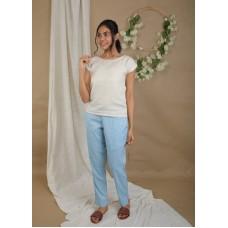 Fancy Slub Cotton Kurta Bottom – PT AA010