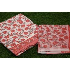 Soft Cotton Unstitched Salwar Suit Material AA024