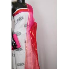 Cotton Unstitched Salwar Suit Material -BQ AA788