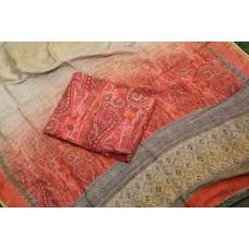 Tensil Unstitched Salwar Suit Material-BQ AA1068