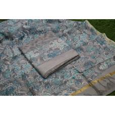 Maheswari Unstitched Salwar Suit Material – BQ AA1070