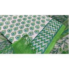 Soft Cotton Unstitched Salwar Suit Material BQ AA1074
