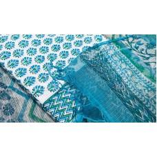Soft Cotton Unstitched Salwar Suit Material BQ AA1075