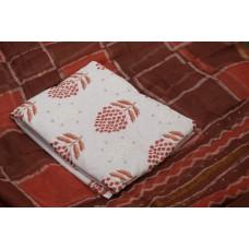 Applique Work Cotton Unstitched Salwar Suit Material BQ AA1084