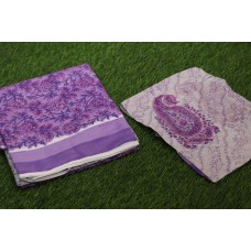 Soft Cotton Unstitched Salwar Suit Material BQ AA1088