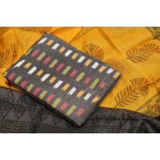 Ikkat Unstitched Salwar Suit Material – BQ AA929