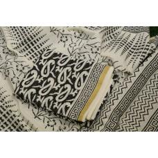 Kerala Cotton Unstitched Salwar Suit Material BQ AA963