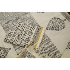 Kerala Cotton Unstitched Salwar Suit Material BQ AA964