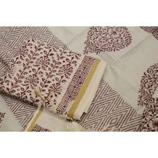 Kerala Cotton Unstitched Salwar Suit Material BQ AA966