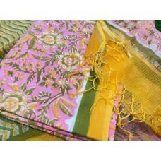 Soft Cotton Unstitched Salwar Suit Material RM AA099