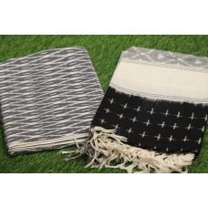 Ikkat Unstitched Salwar Suit Material – IK AA021