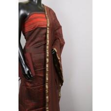70 Gms Chanderi Unstitched Salwar Suit Material – VK EA111