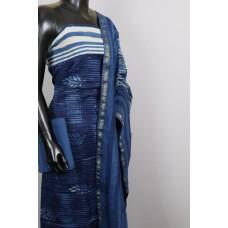 70 Gms Chanderi Unstitched Salwar Suit Material – VK EA112