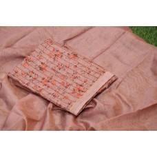 Chanderi  Unstitched Salwar Suit Material– YA VC070