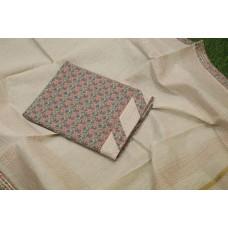 Cotton Unstitched Salwar Suit Materia –YA VC072